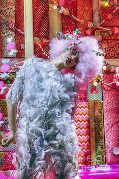 David Zanzinger - Neiman Marcus Holiday Window Mannequin
