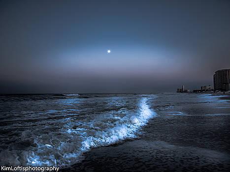 Neon Moon  by Kim Loftis