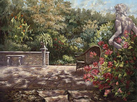 Neptunes Garden by Jose Rodriguez