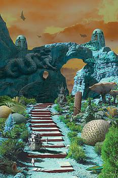Neptune's Gate by Bill Jonas
