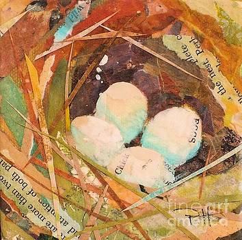 Nest 5 by Patricia Henderson