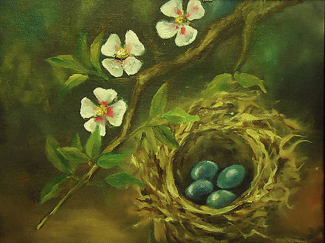 Nest by Rena Buford