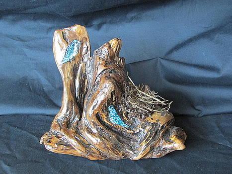 Nesting by Cheryl Bailey