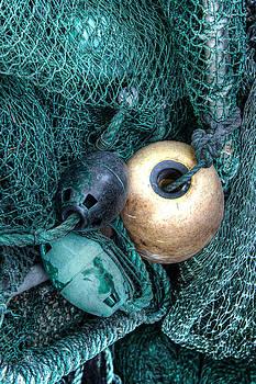Nets and Buoys by Lynn Jordan