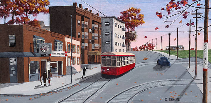 Neville Park Loop by Dave Rheaume