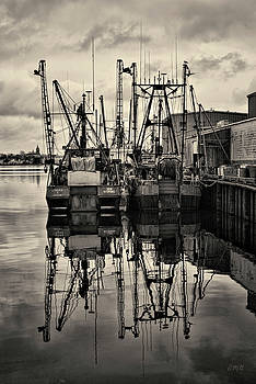 David Gordon - New Bedford Waterfront No. 1
