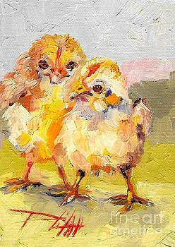 New CHicks by Delilah  Smith