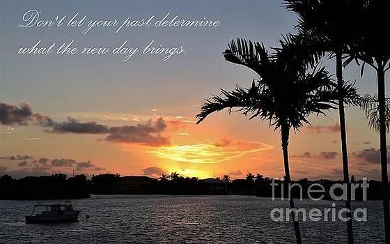 New Day by Pamela Blizzard