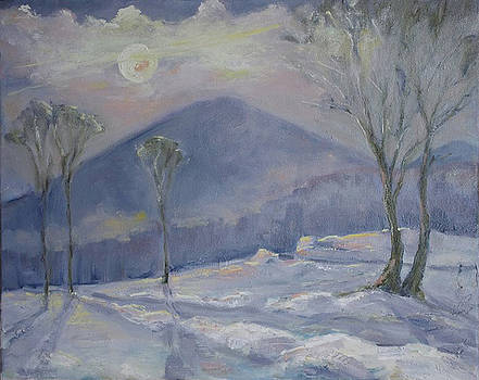 New Hampshire Nocturne by James Reynolds