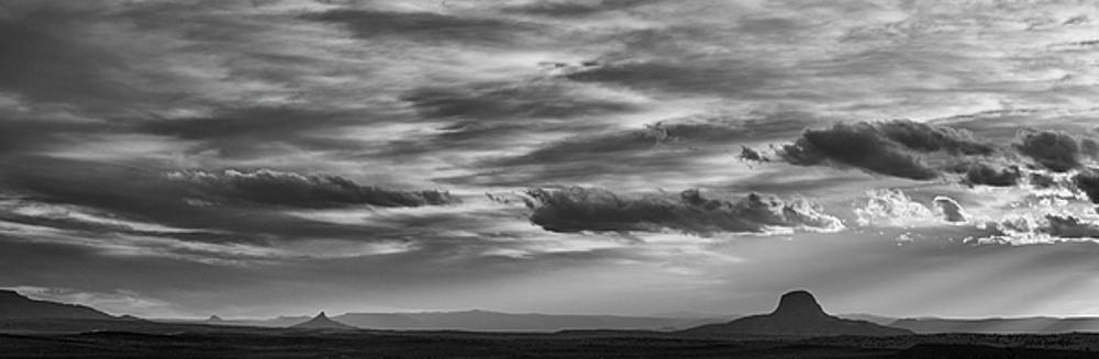 Dave Gordon - New Mexico Panorama I