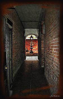 Joan  Minchak - New Orleans Alley