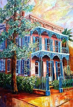 New Orleans Garden District by Diane Millsap