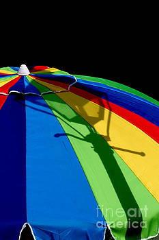 New Orleans Gaslight Rainbow by Michael Hoard
