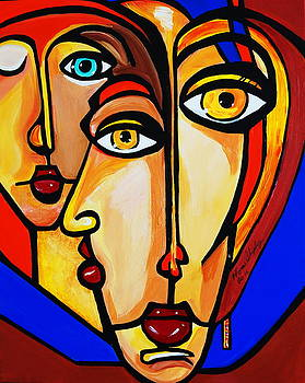 New Picasso By Nora Friends by Nora Shepley