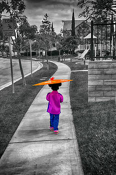 Gia Walk to Playground by Joseph Hollingsworth