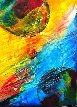 New World Emerging by Janice Nabors Raiteri