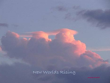 New Worlds Rising by Debi Baughman