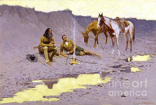 New year on the Cimarron by Roberto Prusso