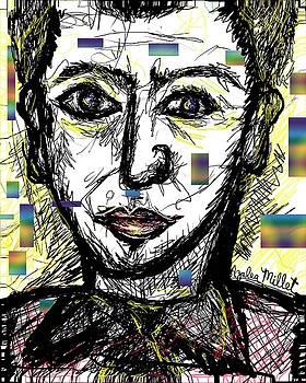 New Year's Man by Azalea Millet