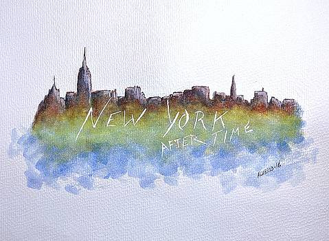 New York After Time by Edwin Alverio