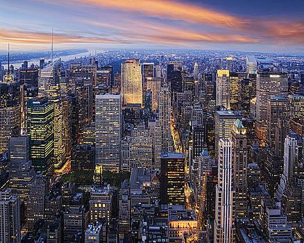 Kelley King - New York At Night