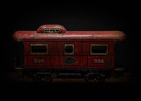 Art Whitton - New York Central Caboose 556