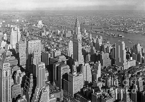 Pd - New York Chrysler Building Early Twentieth Century