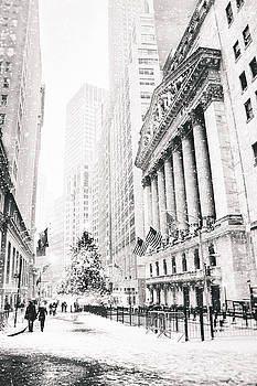 New York City Christmas by Vivienne Gucwa