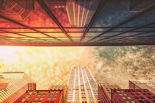 New York City - Chrysler Building by Vivienne Gucwa