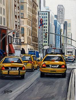 New York City by Gretchen Matta