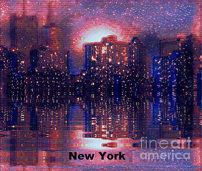 New York by Holly Martinson