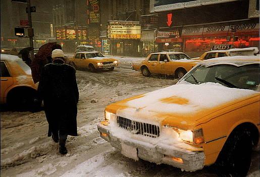 New York Storm  by Sonia Stewart