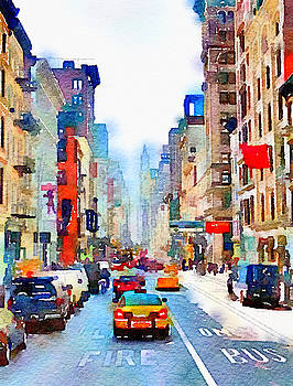 New York by Tears of Colors Gallery