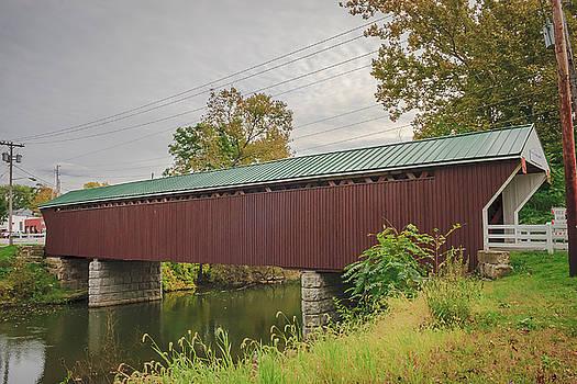 Jack R Perry - Newton Falls Covered Bridge