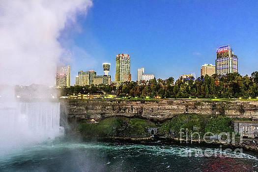 Niagara Falls Canada by John Greim