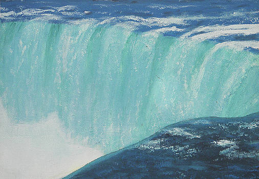 Niagra Falls by James Violett II