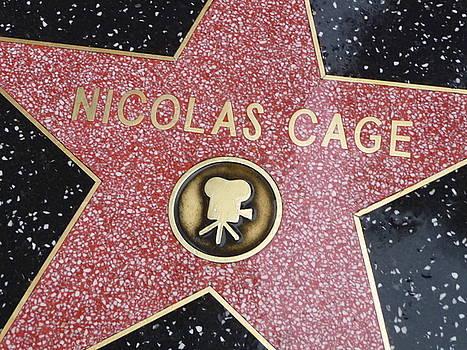 Nicolas Cage by Leszek Drozd