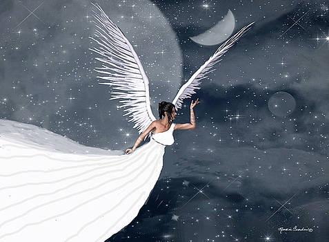 Night Angel by Rosalie Scanlon