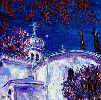 Night Blessing by Nina Nabokova