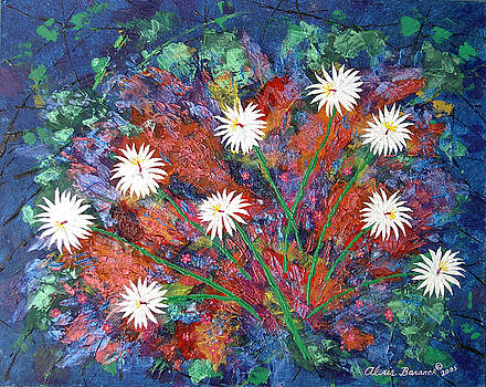 Night Bloomers by Alexis Baranek