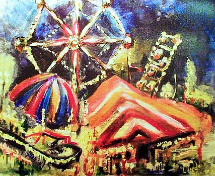 Night Carnival by Linda Shackelford