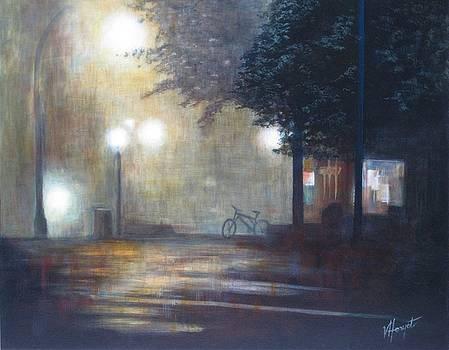 Night Fog by Victoria Heryet