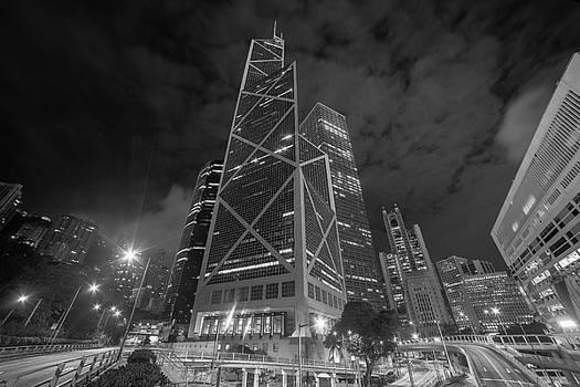 Night illumination by Bun Lee