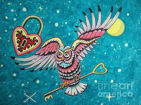 Night Owl Love by Kev G