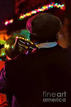 Kathleen K Parker - Night Parade Musician - NOLA Mardi Gras