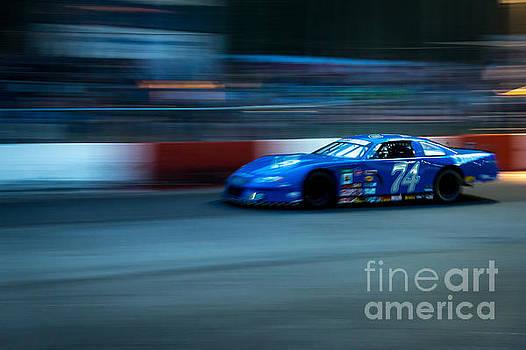 Night Race #2 by Wayne Wilton