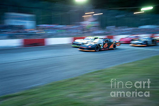 Night Races by Wayne Wilton