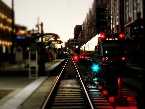 Night Rail by Rodney Williams