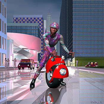 Walter Oliver Neal - Night Rider
