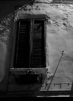 Night shadows by Cesare Bargiggia